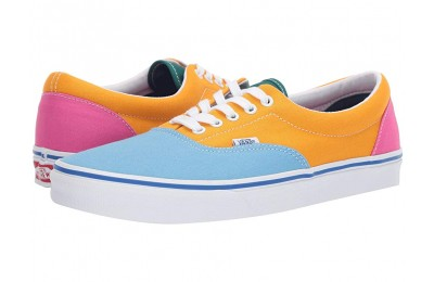 Vans Era™ (Canvas) Multi/Bright Black Friday Sale