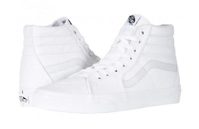 [ Hot Deals ] Vans SK8-Hi™ Core Classics True White