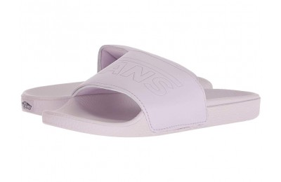 [ Hot Deals ] Vans Slide-On Lavender Fog