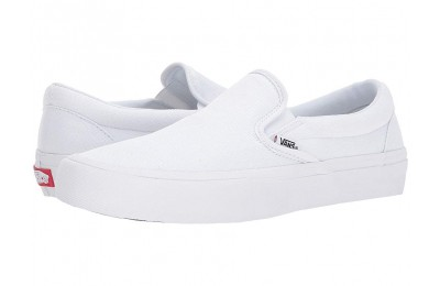 Christmas Deals 2019 - Vans Slip-On Pro White/White