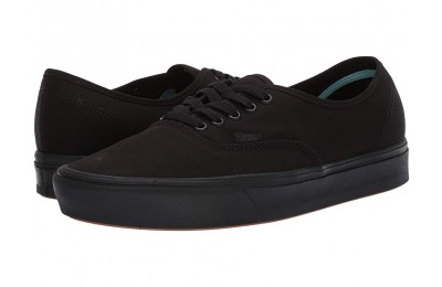 [ Hot Deals ] Vans ComfyCush Authentic Black/Black