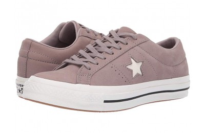Converse One Star - After Party Mercury Grey/Vintage White/Black