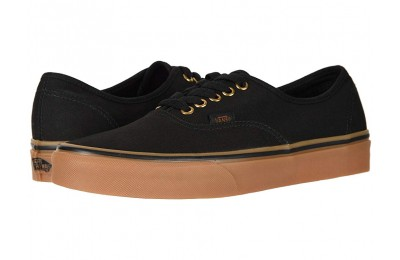Vans Authentic™ Core Classics Black/Rubber Black Friday Sale