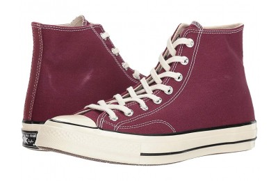 Black Friday Converse Chuck Taylor® All Star® '70 Hi Dark Burgundy/Black/Egret Sale