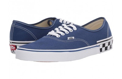Vans Authentic™ (Check Block) True Navy Black Friday Sale