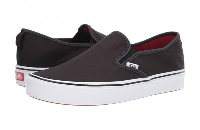 Christmas Deals 2019 - Vans ComfyCush Slip-On SF Black/True White