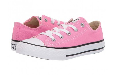 Hot Sale Converse Kids Chuck Taylor® All Star® Core Ox (Little Kid) Pink