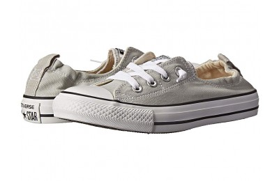 [ Hot Deals ] Converse Chuck Taylor® All Star® Shoreline Slip-On Cloud Gray