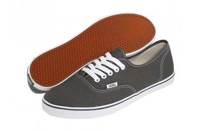 [ Hot Deals ] Vans Authentic™ Lo Pro Pewter/True White