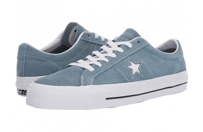 [ Hot Deals ] Converse Skate One Star Pro - Ox Celestial Teal/Black/White