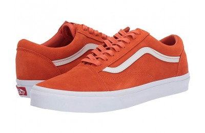 Vans Old Skool™ (Soft Suede) Koi/True White