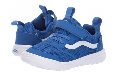 Vans Kids UltraRange Rapidweld (Toddler) Lapis Blue/True White