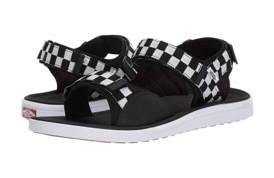 [ Hot Deals ] Vans UltraRange™ Tri-Lock (Checkerboard) Black/True White