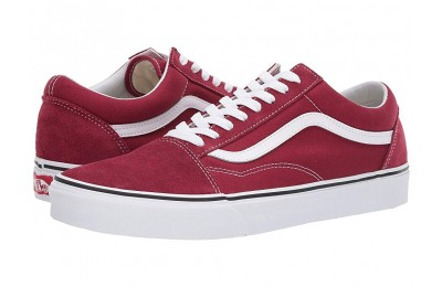 [ Hot Deals ] Vans Old Skool™ Rumba Red/True White