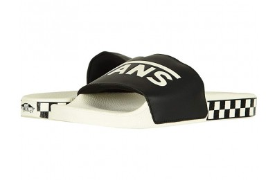 [ Hot Deals ] Vans Slide-On (Vans) Black/Marshmallow