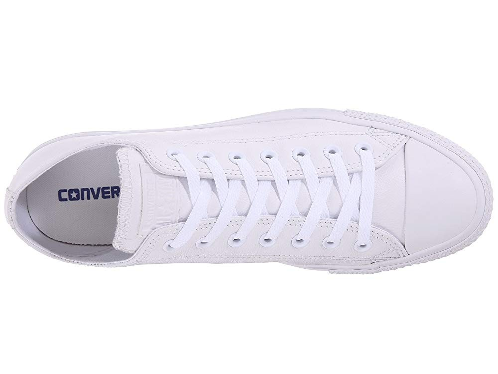 Black Friday Converse Chuck Taylor® All Star® Leather Ox White Sale