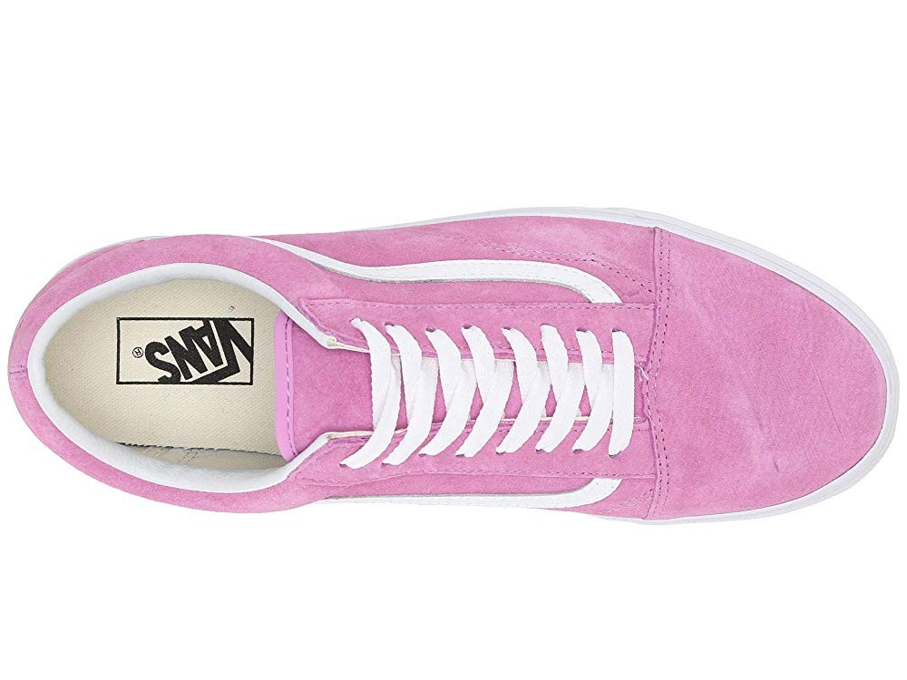 Vans Old Skool™ (Pig Suede) Violet/True White Black Friday Sale