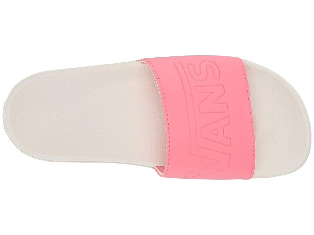 [ Hot Deals ] Vans Slide-On Strawberry