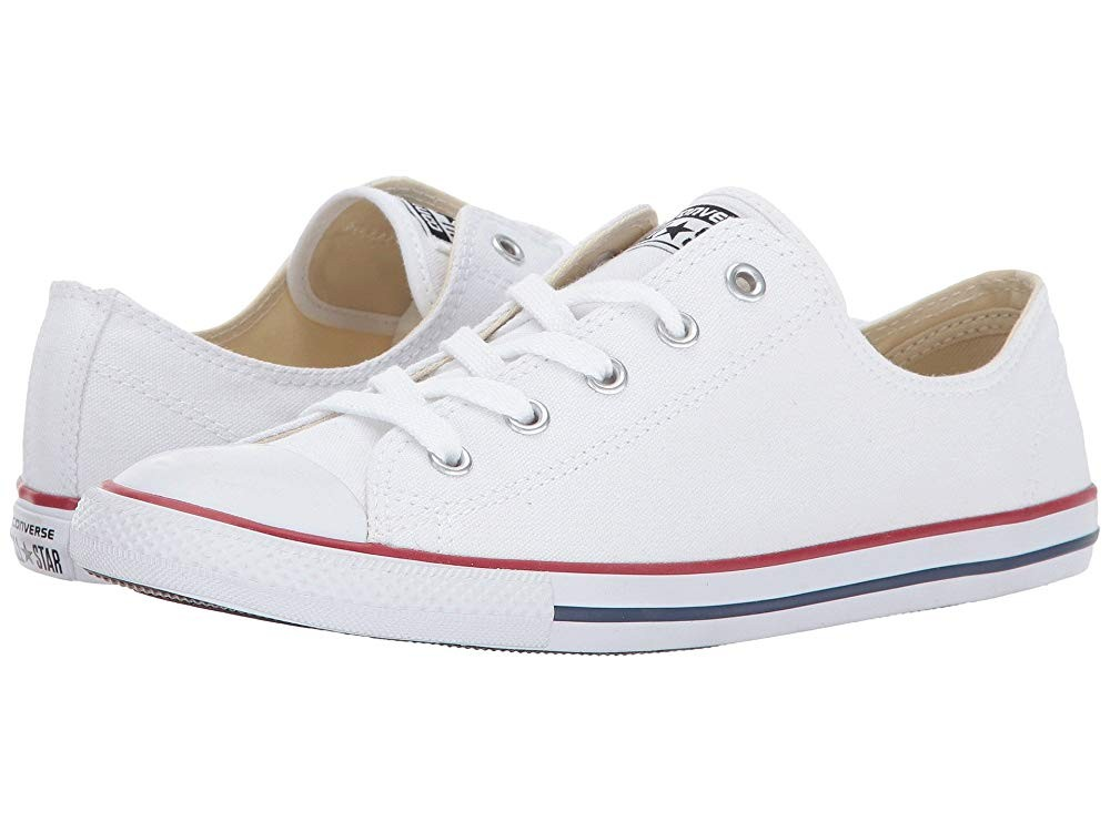 Converse Chuck Taylor® All Star® Dainty Ox Classic White