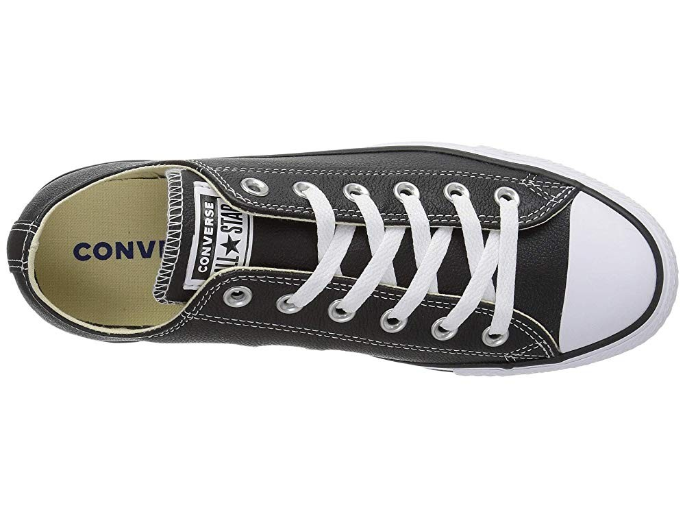 Converse Chuck Taylor® All Star® Leather Ox Black
