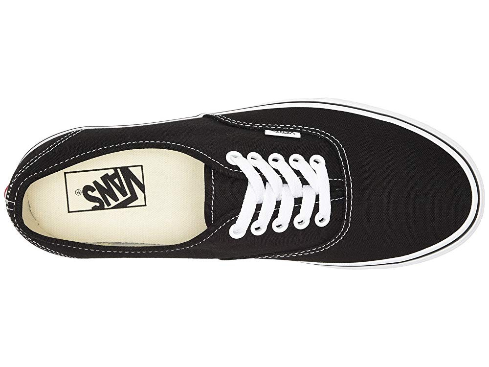 Vans Authentic™ Core Classics Black Black Friday Sale