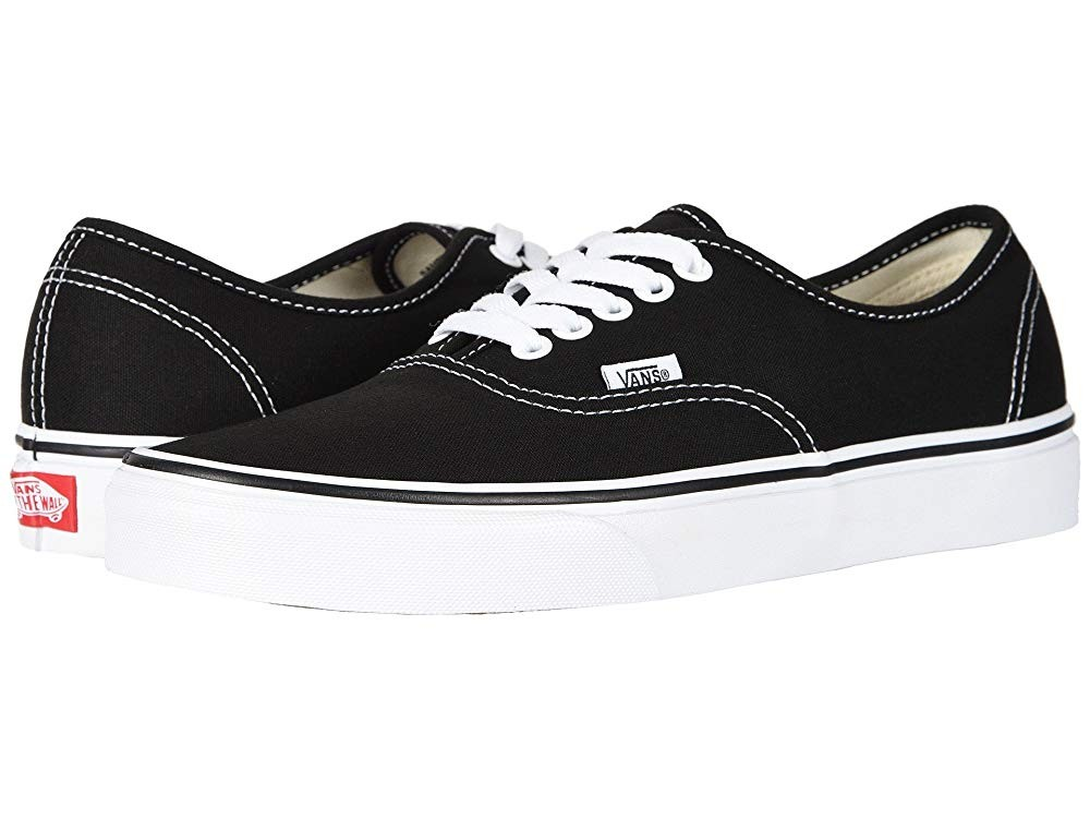 [ Hot Deals ] Vans Authentic™ Core Classics Black