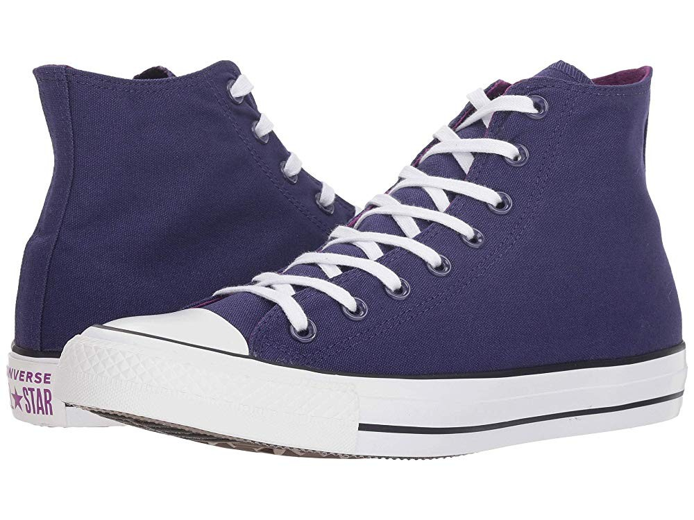 Christmas Deals 2019 - Converse Chuck Taylor® All Star® Seasonal Color Hi New Orchid/Icon Violet/Cave