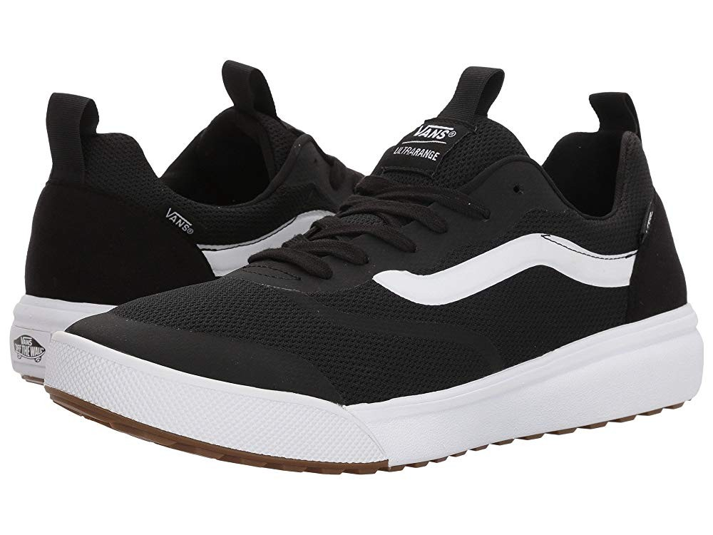 [ Hot Deals ] Vans UltraRange Rapidweld '18 Black/White