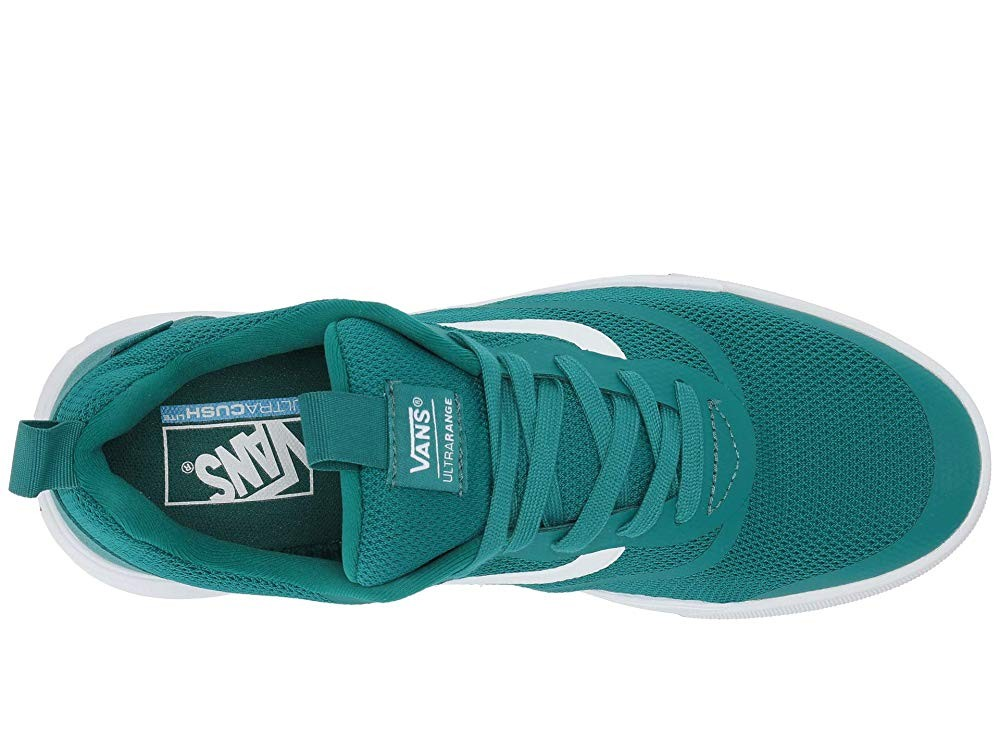 [ Black Friday 2019 ] Vans UltraRange Rapidweld Quetzal Green/True White