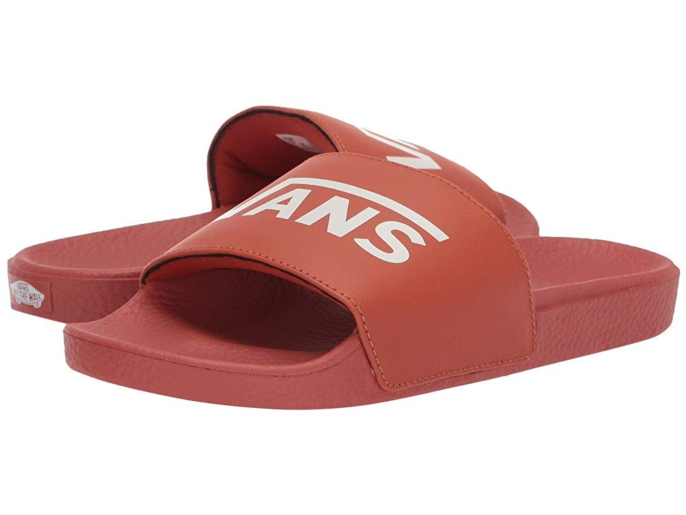 [ Black Friday 2019 ] Vans Kids Slide-On (Little Kid/Big Kid) (Vans) Potters Clay