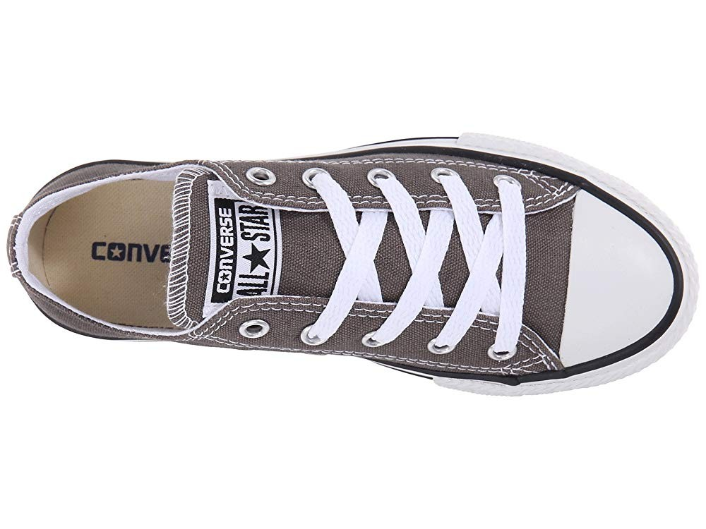Black Friday Converse Kids Chuck Taylor® All Star® Core Ox (Little Kid) Charcoal Sale