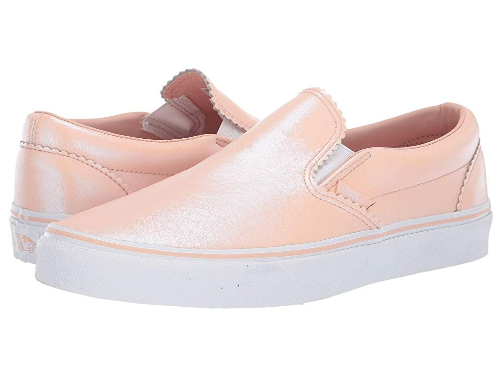 Buy Vans Classic Slip-On™ (Pearl Suede) Spanish Villa/True White