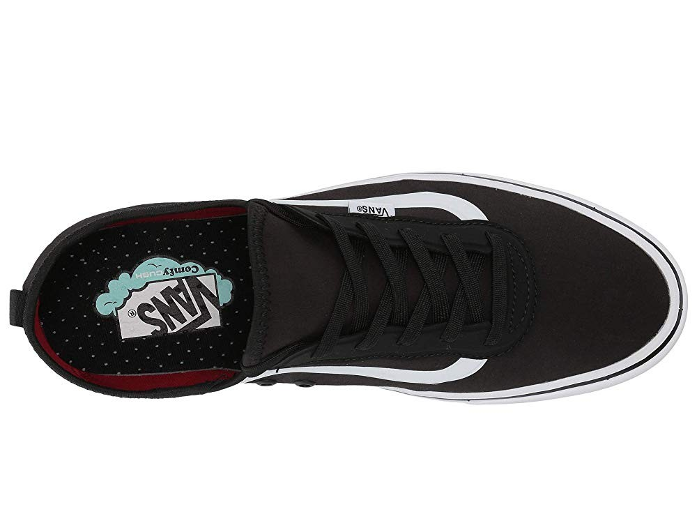 Vans ComfyCush Zushi SF Black/True White Black Friday Sale