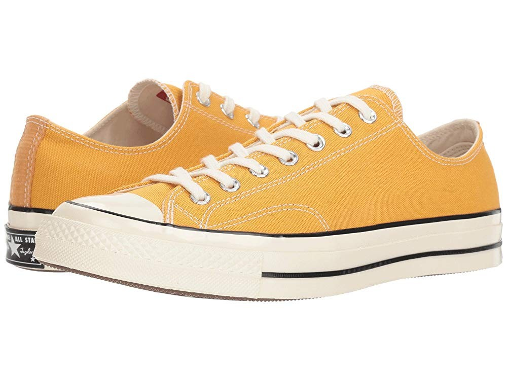 [ Black Friday 2019 ] Converse Chuck Taylor® All Star® '70 Ox Sunflower/Black/Egret