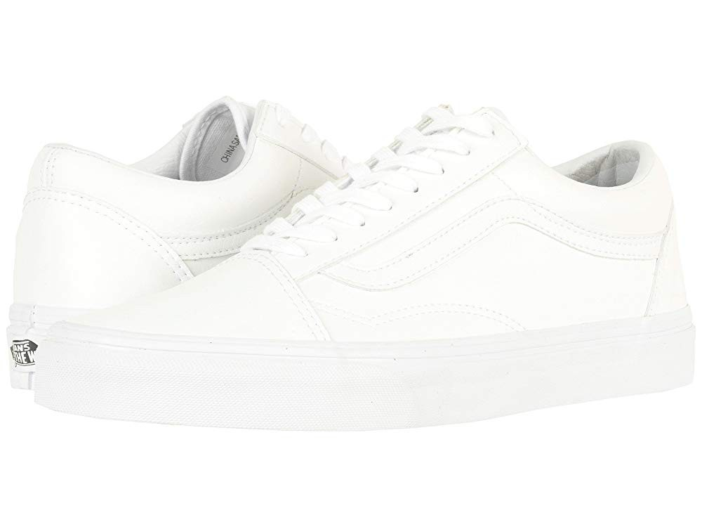[ Hot Deals ] Vans Old Skool™ (Classic Tumble) True White