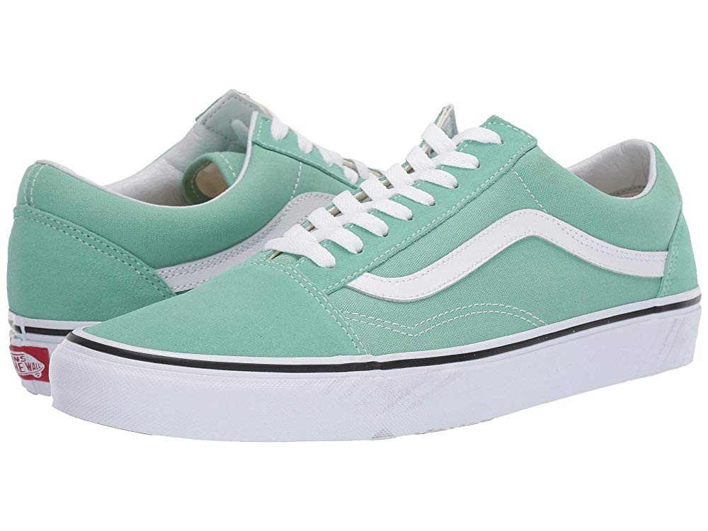 Vans Old Skool™ Neptune Green/True White