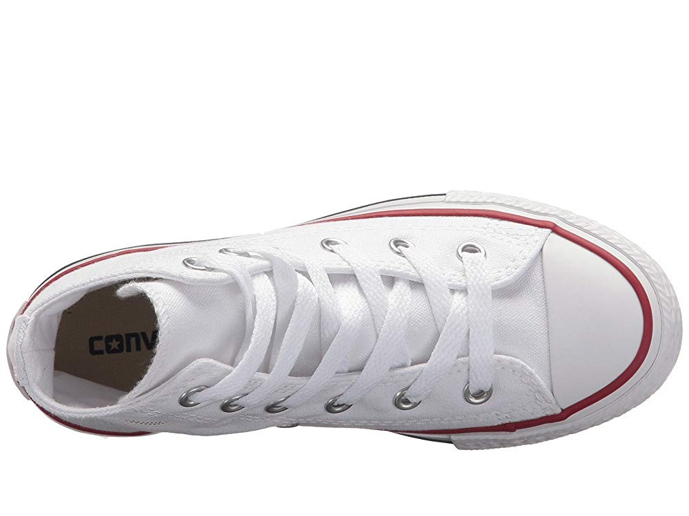 Black Friday Converse Kids Chuck Taylor® All Star® Core Hi (Little Kid) Optical White Sale