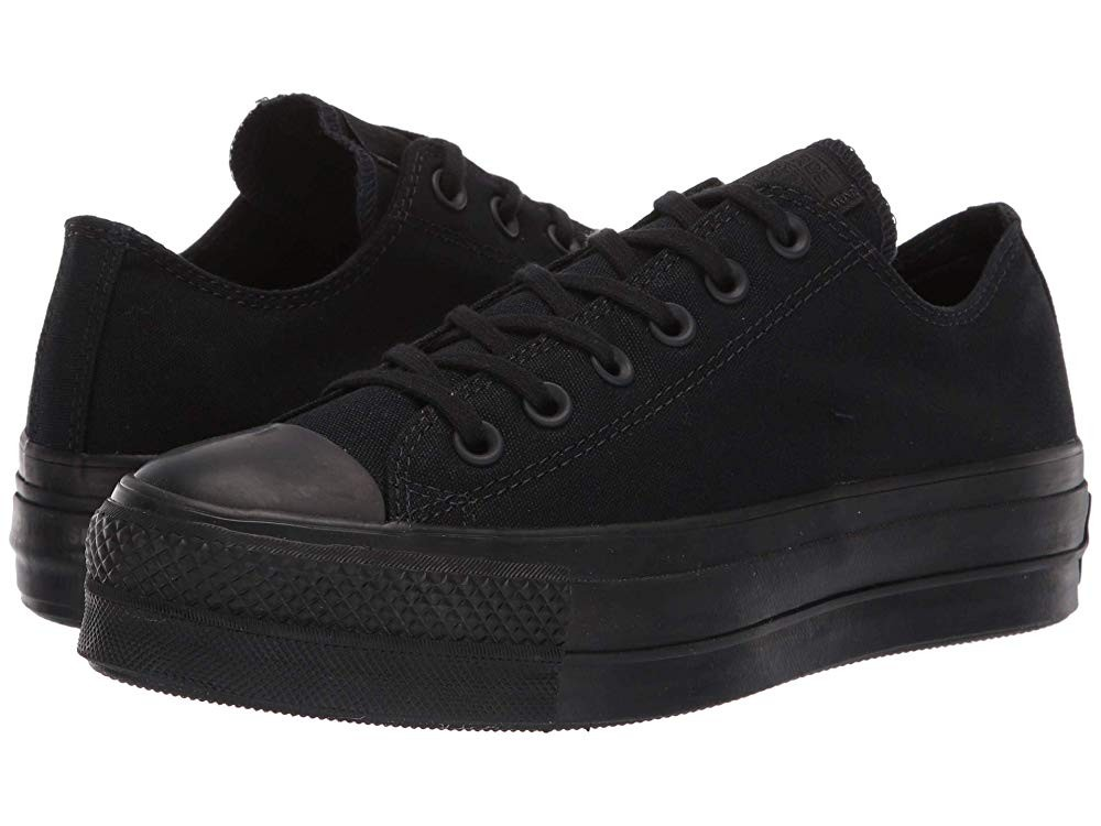 Christmas Deals 2019 - Converse Chuck Taylor® All Star Canvas Lift Black/Black
