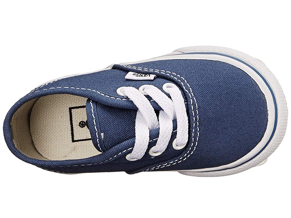 Vans Kids Authentic Core (Toddler) Navy