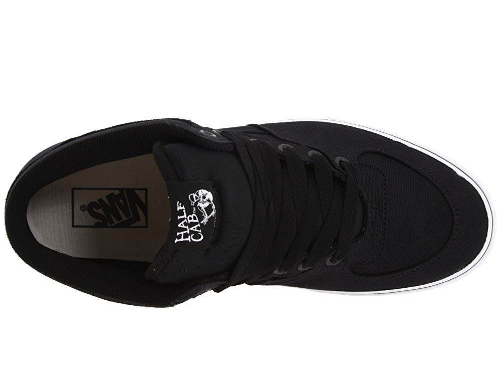 Buy Vans Half Cab™ (14 oz. Canvas) Black