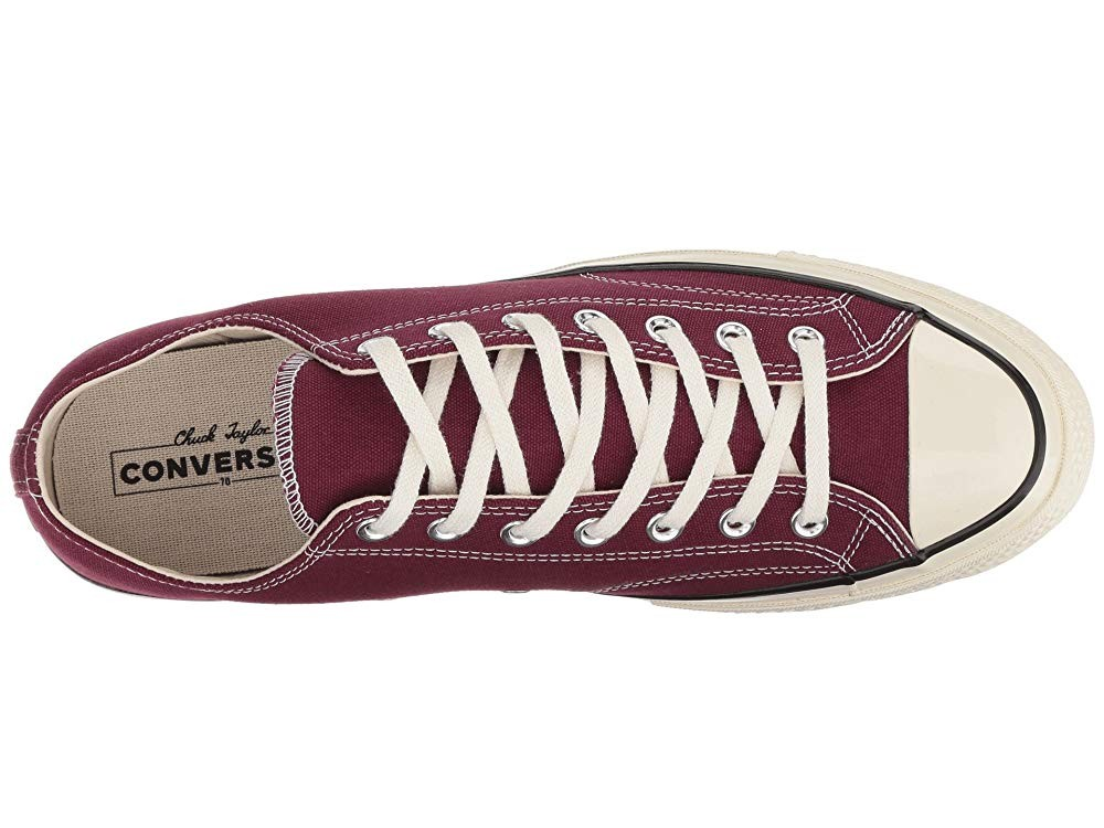 Christmas Deals 2019 - Converse Chuck Taylor® All Star® '70 Ox Dark Burgundy/Black/Egret