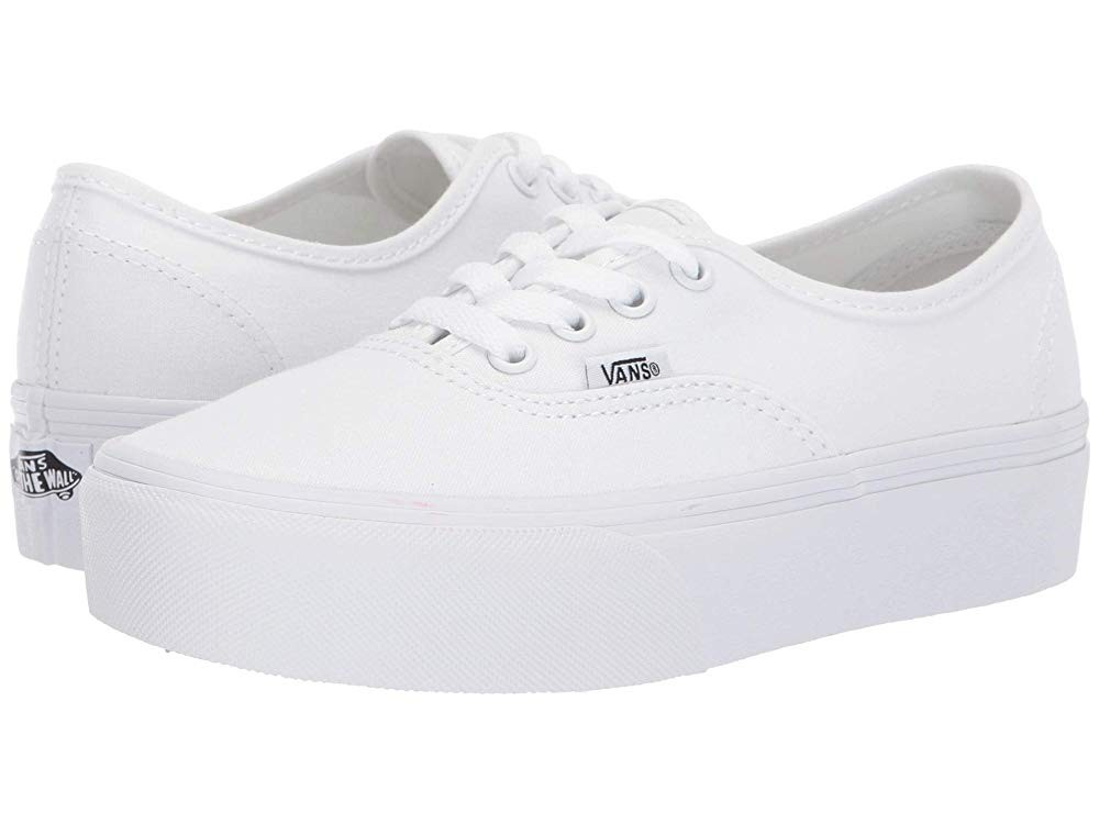 Vans Authentic Platform 2.0 True White Black Friday Sale