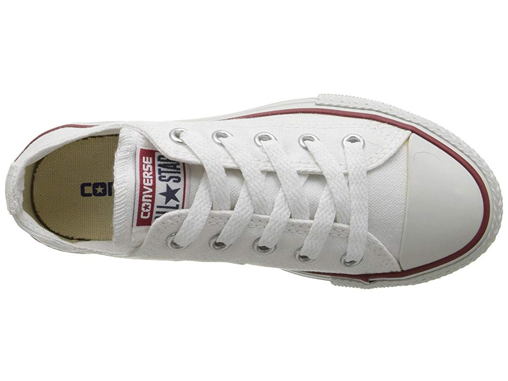 Black Friday Converse Kids Chuck Taylor® All Star® Core Ox (Little Kid) Optical White Sale