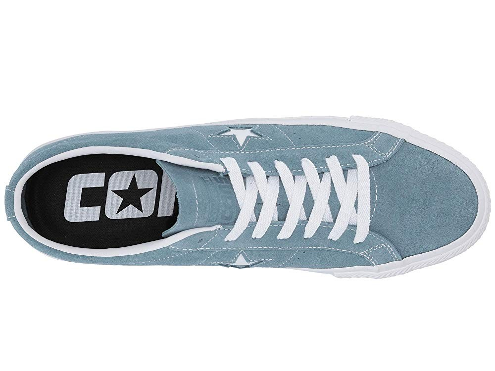 Black Friday Converse Skate One Star Pro - Ox Celestial Teal/Black/White Sale