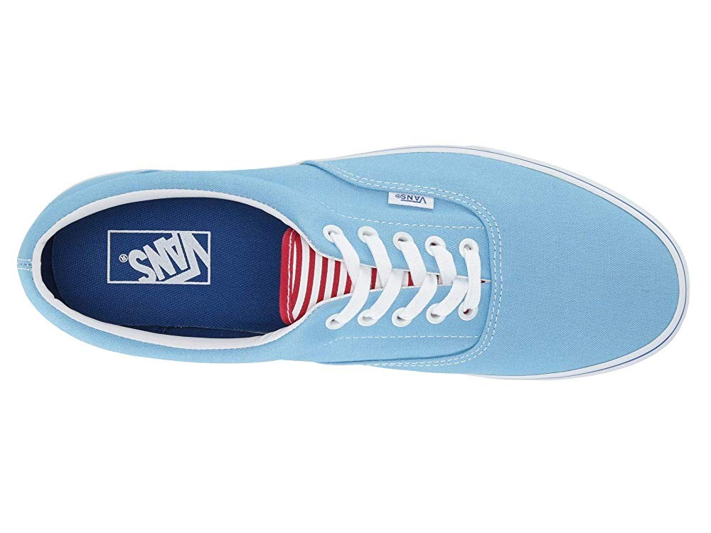 [ Hot Deals ] Vans Era™ (Deck Club) Alaskan Blue/Racing Red
