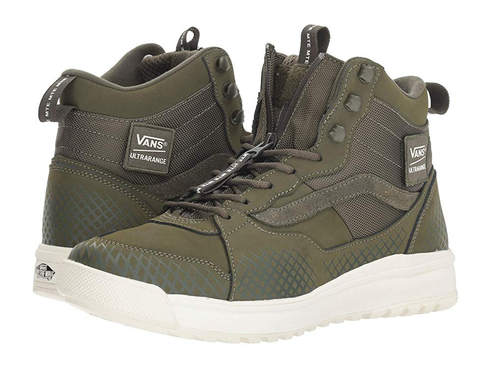 Vans Ultrarange Hi DX ZPR '18 (MTE) Grapeleaf/Marshmallow Black Friday Sale