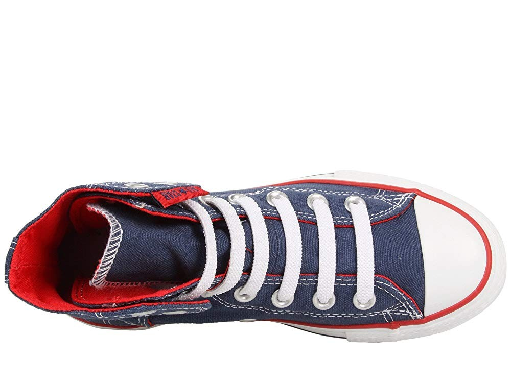 [ Black Friday 2019 ] Converse Kids Chuck Taylor® All Star® Easy Slip (Little Kid/Big Kid) Navy
