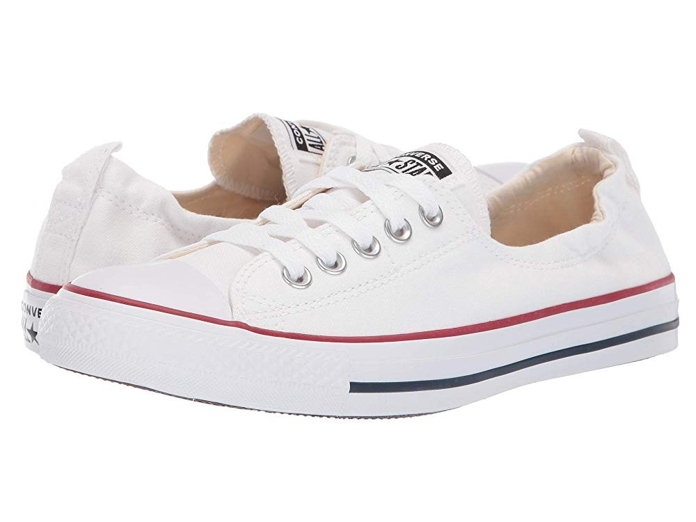 [ Hot Deals ] Converse Chuck Taylor® All Star® Shoreline Slip-On White