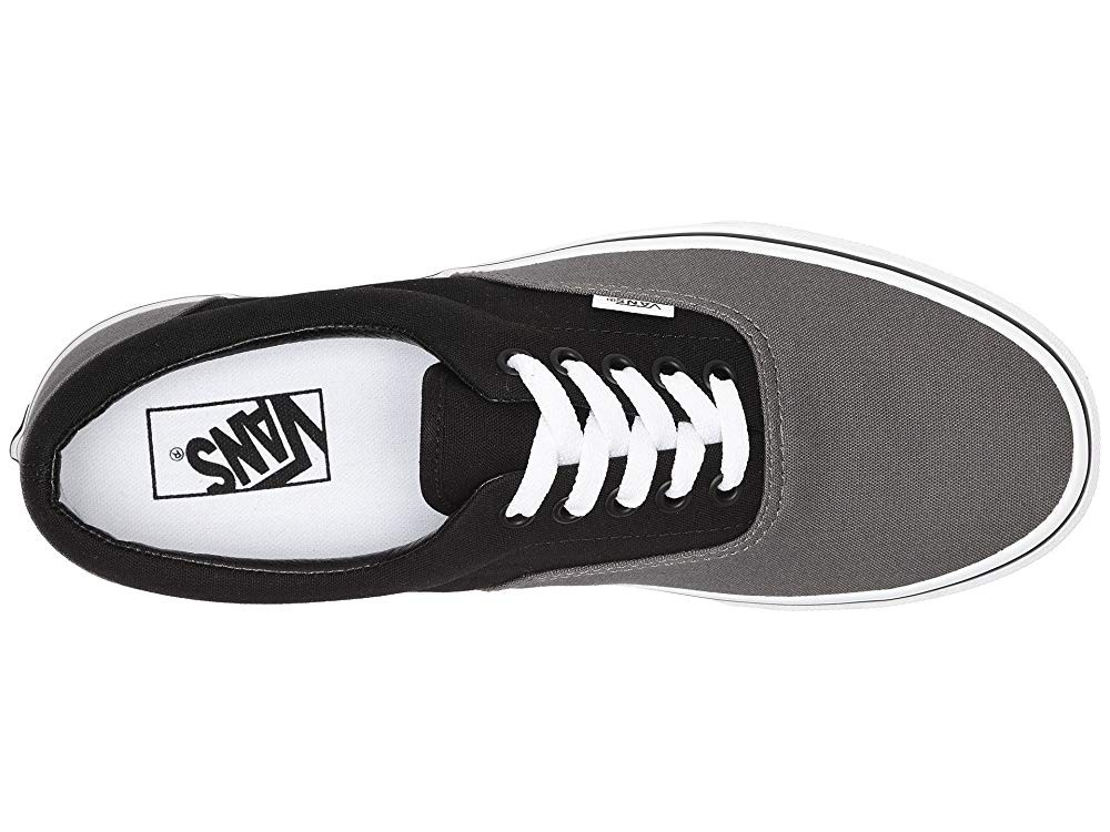 [ Hot Deals ] Vans Era™Core Classics Pewter/Black/Metal Crush/Nappa Wax