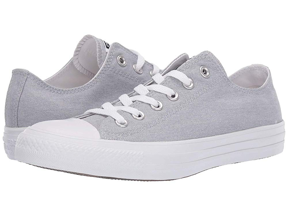 Black Friday Converse Chuck Taylor® All Star® Court Fade Ox Wolf Grey/White/White Sale
